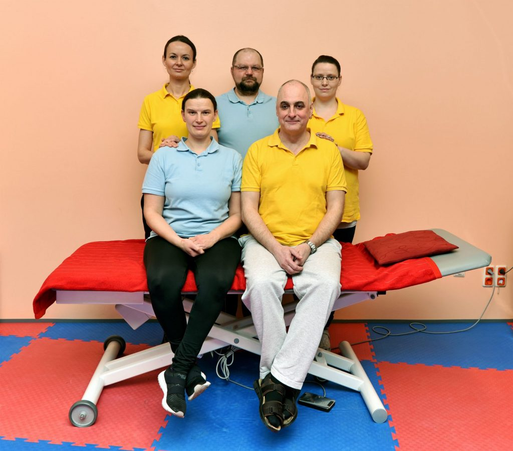 Team - Physiotherapie Bernau